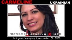 Casting of CARMELINE video