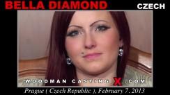 Casting of BELLA DIAMOND video
