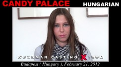 Casting of CANDY PALACE video