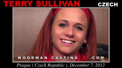 Casting of TERRY SULLIVAN video
