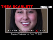 See the audition of Thea Scarlett