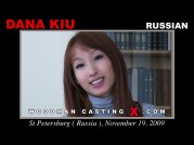 See the audition of Dana Kiu
