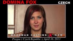 Casting of DOMINA FOX video