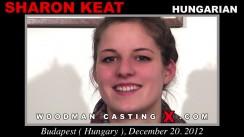 Casting of SHARON KEAT video