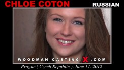 Casting of CHLOE COTON video