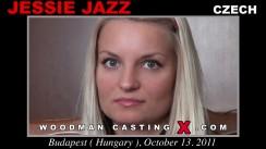 Casting of JESSIE JAZZ video