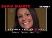 See the audition of Samia Duarte