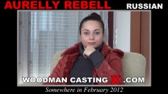 Casting of AURELLY REBELL video