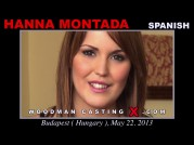 See the audition of Hanna Montada
