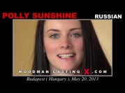 See the audition of Polly Sunshine