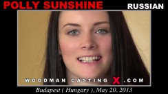 Casting of POLLY SUNSHINE video