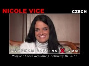 See the audition of Nicole Vice