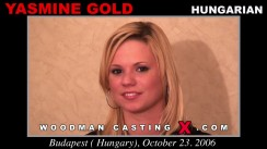 Casting of YASMINE GOLD video