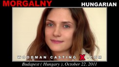 Casting of MORGALNY video