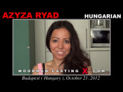 See the audition of Azyza Ryad