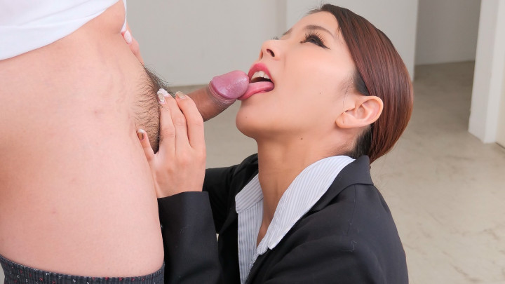 Nami Amami : Sexy Teacher-Blowjob
