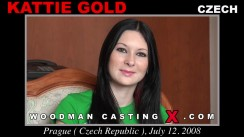 Casting of KATTIE GOLD video