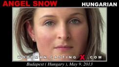 Casting of ANGEL SNOW video
