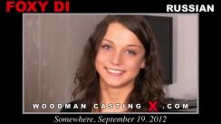 Casting of FOXI DI video