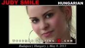 Judy smile