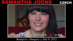 Casting of SAMANTHA JOONS video