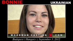 Casting of BONNIE SHAY video