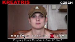 Casting of KREATRIS video