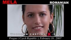 Casting of MELA video
