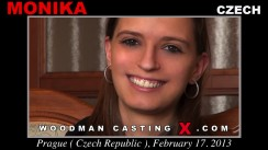 Casting of MONIKA video