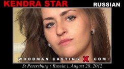 Casting of KENDRA STAR video