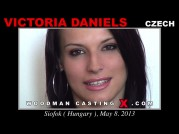 See the audition of Victoria Daniels