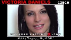 Casting of VICTORIA DANIELS video