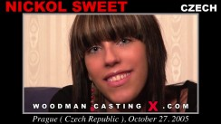 Casting of NICKOL SWEET video