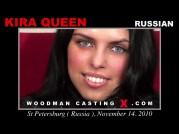 See the audition of Kira Queen