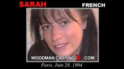 Casting of SARAH video