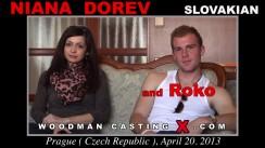 Casting of NIANA DOREV video