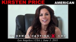 Casting of KIRSTEN PRICE video
