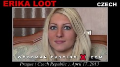 Casting of ERIKA LOOT video