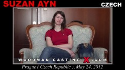 Casting of SUZAN AYN video