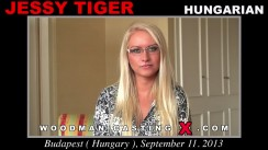 Casting of JESSY TIGER video