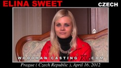 Casting of ELINA SWEET video