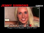 See the audition of Jenny Simmons