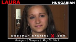Casting of LAURA video