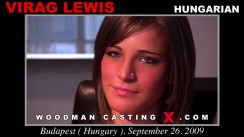 Casting of VIRAG LEWIS video
