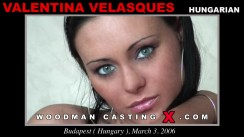 Casting of VALENTINA VELASQUES video