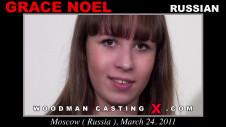 Sex Castings Grace noel