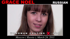 Casting of GRACE NOEL video