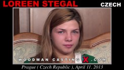 Casting of LOREEN STEGAL video