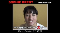 Casting of SOPHIE BRENT video