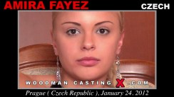 Casting of AMIRA FAYEZ video